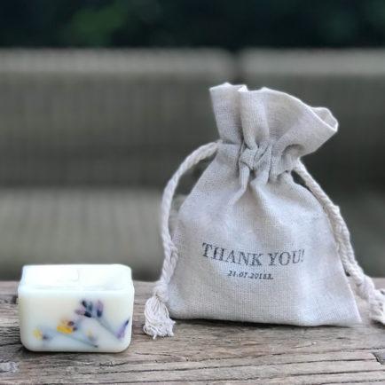 Świece Little Elegance – prezent dla gości