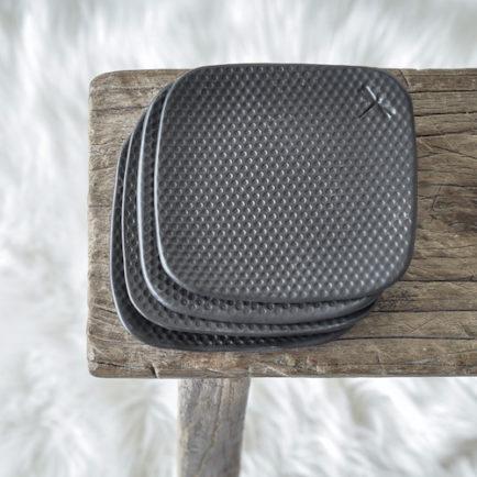 Talerzyk ceramiczny – Czarny