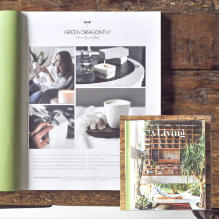 Green Dragonfly w magazynie &Living