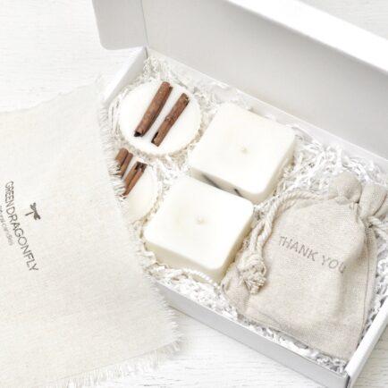 Pudełko Drobnych Przyjemności – Zimowe Ciasteczko